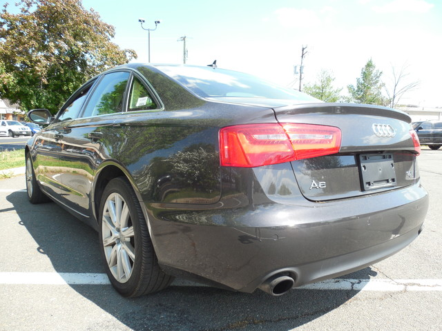 2014 Audi A6 3.0T Premium Plus Leesburg, Virginia 3