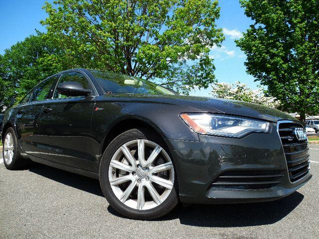 2014 Audi A6 3.0T Premium Plus Leesburg, Virginia 1