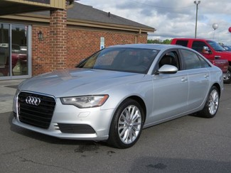 2014 Audi A6 2.0T Premium Plus | Mooresville, NC | Mooresville Motor Company in Mooresville NC