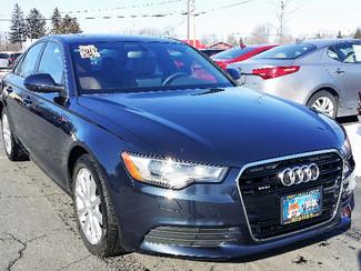 2014 Audi A6 in Ogdensburg New York