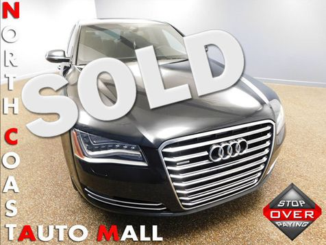 2014 Audi A8 4dr Sedan 4.0L in Bedford, Ohio