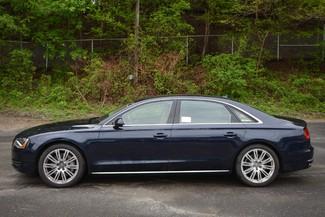 2014 Audi A8 L 4.0T Naugatuck, Connecticut 1