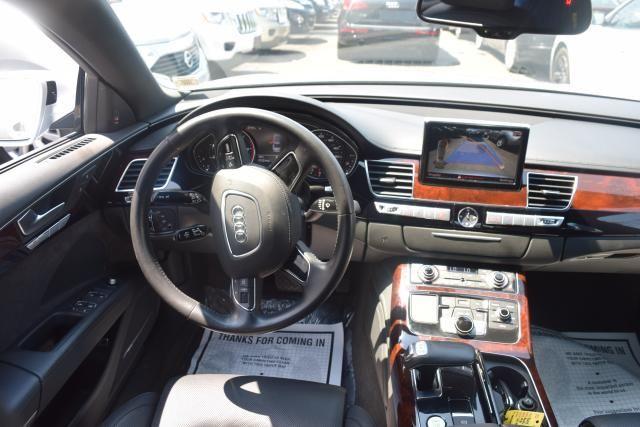 2014 Audi A8 L 3.0T Richmond Hill, New York 11
