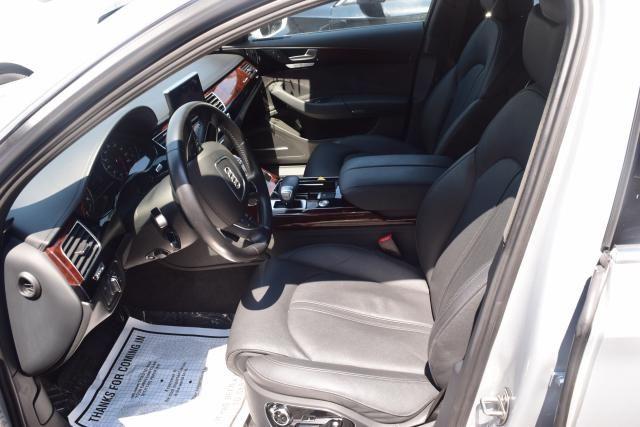 2014 Audi A8 L 3.0T Richmond Hill, New York 13