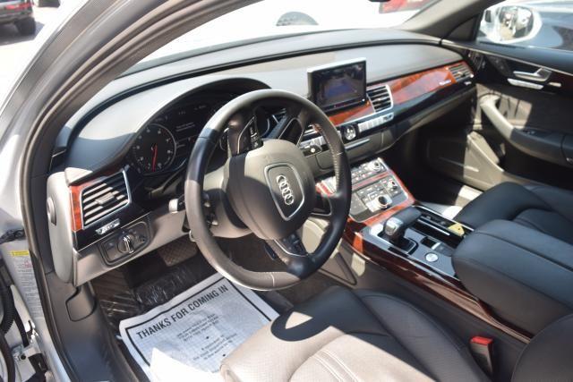 2014 Audi A8 L 3.0T Richmond Hill, New York 15