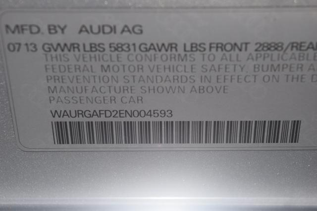 2014 Audi A8 L 3.0T Richmond Hill, New York 23