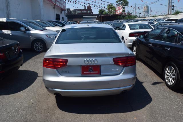 2014 Audi A8 L 3.0T Richmond Hill, New York 3