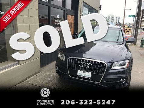 2014 Audi Q5 3.0T 272 HP V6 Quattro Navigation Rear Camera Bang & Olufsen Premium Plus Technolology Packages in Seattle