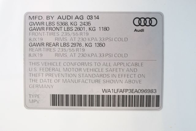 2014 Audi Q5 Premium Plus Mooresville, North Carolina 95