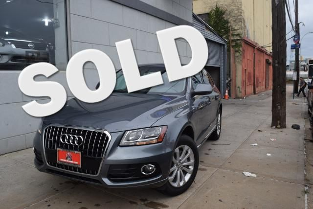2014 Audi Q5 Premium Richmond Hill, New York 0