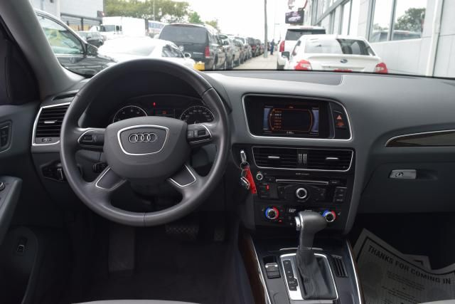 2014 Audi Q5 Premium Richmond Hill, New York 11
