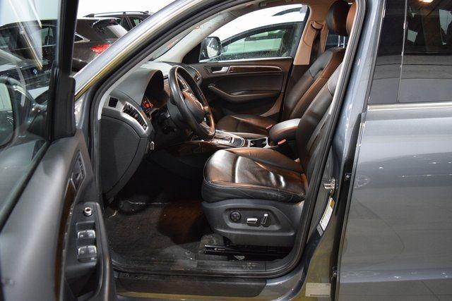 2014 Audi Q5 Premium Richmond Hill, New York 11