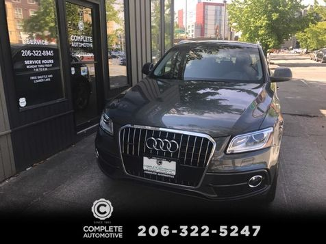 2014 Audi Q5 3.0T 272 HP V6 Quattro Prestige S Line Packages Rear Camera Navigation Bang & Olufsen Sound in Seattle