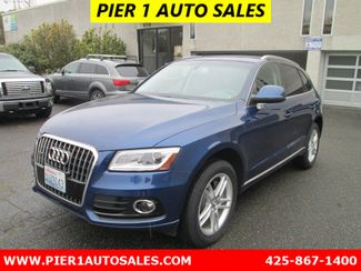 2014 Audi Q5 Premium Plus  TDI Seattle, Washington