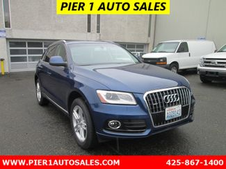 2014 Audi Q5 Premium Plus  TDI Seattle, Washington 16