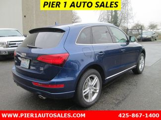 2014 Audi Q5 Premium Plus  TDI Seattle, Washington 2