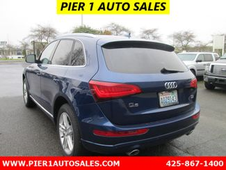 2014 Audi Q5 Premium Plus  TDI Seattle, Washington 3