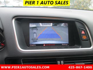 2014 Audi Q5 Premium Plus  TDI Seattle, Washington 8