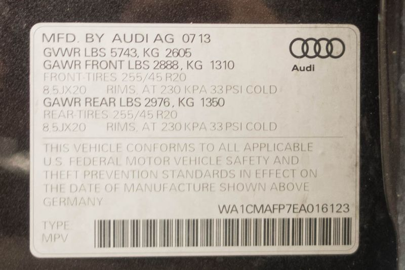 2014 Audi Q5 Premium Plus   Texas  EURO 2 MOTORS  in , Texas