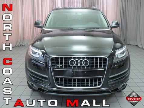 2014 Audi Q7 3.0T Premium Plus in Akron, OH