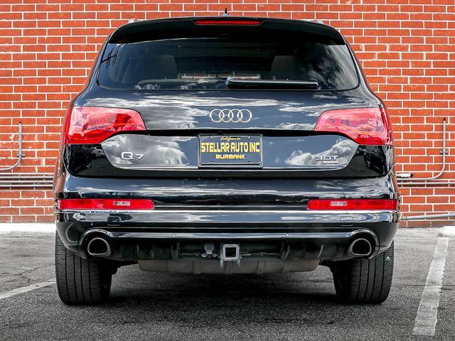 2014 Audi Q7 3.0T Premium Plus Burbank, CA 4