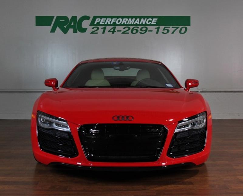 2014 Audi R8 Coupe V10 in Carrollton, TX
