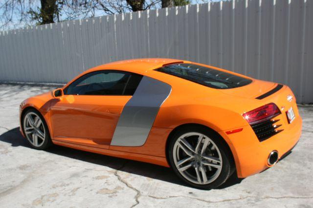 2014 Audi R8 Coupe V8 Houston, Texas 2