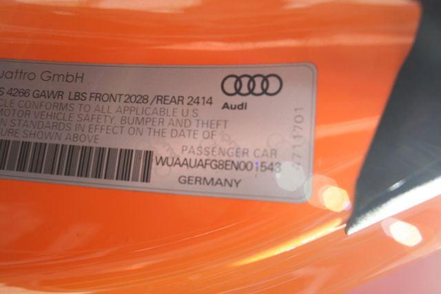 2014 Audi R8 Coupe V8 Houston, Texas 23