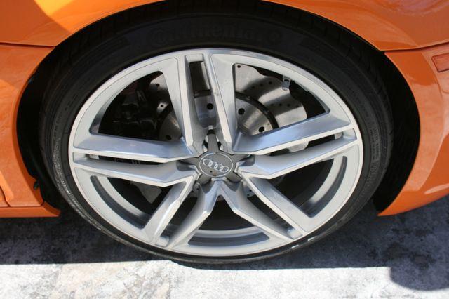 2014 Audi R8 Coupe V8 Houston, Texas 8