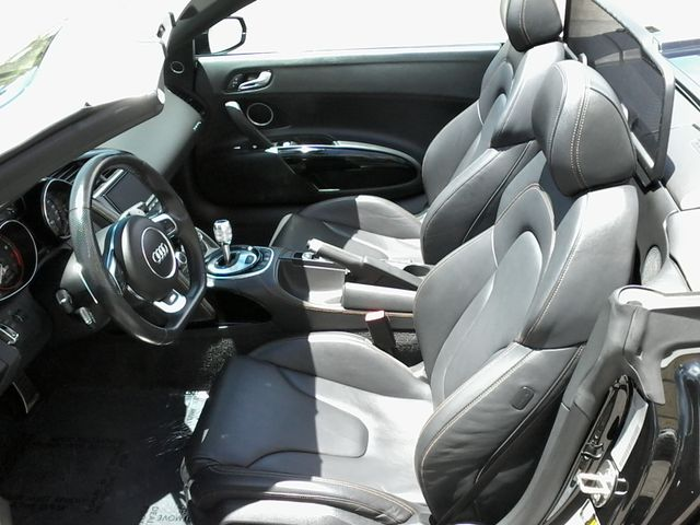 2014 Audi R8 Spyder V10 San Antonio, Texas 16