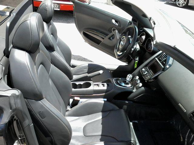 2014 Audi R8 Spyder V10 San Antonio, Texas 17