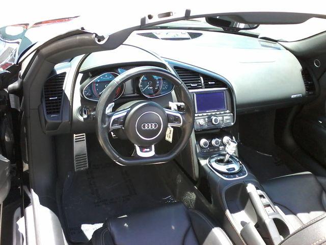 2014 Audi R8 Spyder V10 San Antonio, Texas 20