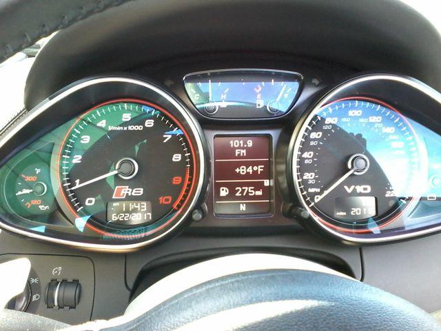 2014 Audi R8 Spyder V10 San Antonio, Texas 21