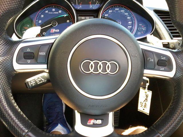 2014 Audi R8 Spyder V10 San Antonio, Texas 33