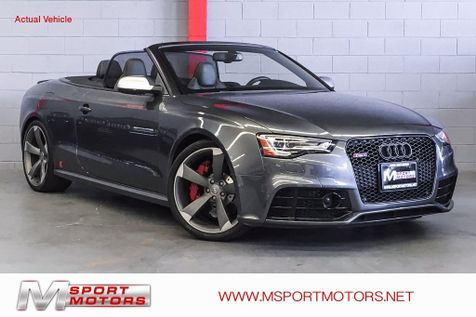 2014 Audi RS 5 Cabriolet 4.2 in Walnut Creek