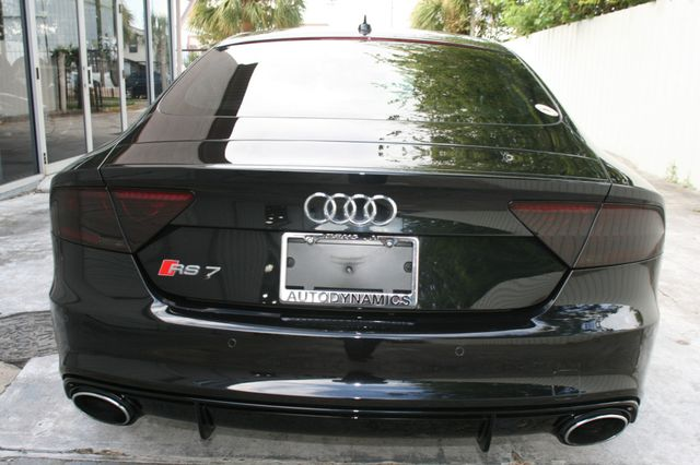 2014 Audi RS 7 Prestige Houston, Texas 4