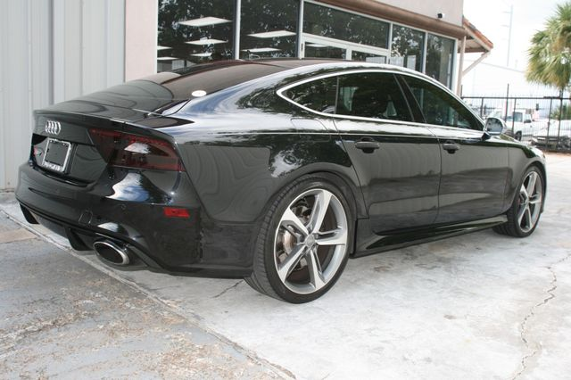 2014 Audi RS 7 Prestige Houston, Texas 5