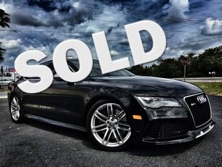 2014 Audi RS 7 Prestige Tampa, Florida