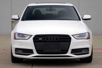 2014 Audi S4 Premium Plus * 1-OWNER * Navi * 19s *CARBON INLAYS Plano, Texas 6