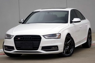 2014 Audi S4 Premium Plus * 1-OWNER * Navi * 19s *CARBON INLAYS Plano, Texas 1