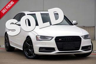 2014 Audi S4 Premium Plus * 1-OWNER * Navi * 19s *CARBON INLAYS Plano, Texas
