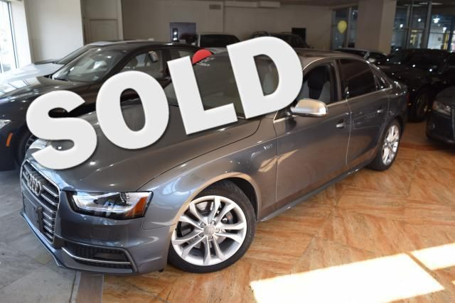 2014 Audi S4 Premium Plus Richmond Hill, New York 0
