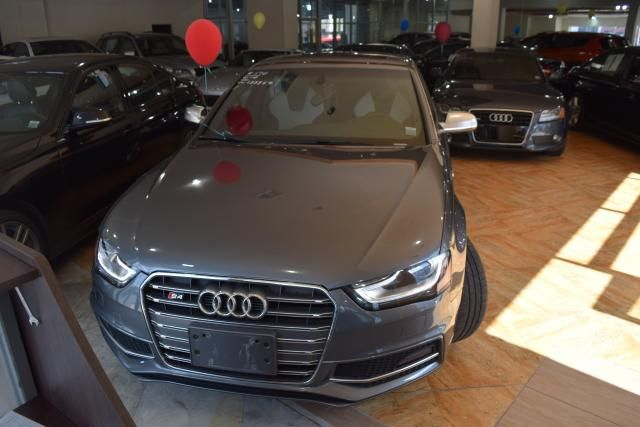 2014 Audi S4 Premium Plus Richmond Hill, New York 2