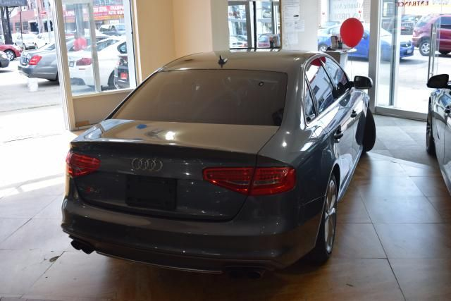 2014 Audi S4 Premium Plus Richmond Hill, New York 3