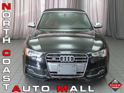 2014 Audi S5 Cabriolet Premium Plus in Akron, OH