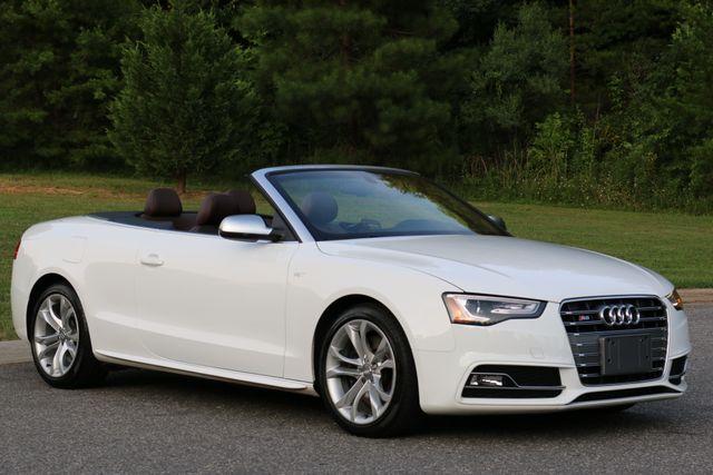 2014 Audi S5 Cabriolet Premium Plus Mooresville, North Carolina 0