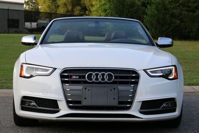 2014 Audi S5 Cabriolet Premium Plus Mooresville, North Carolina 1