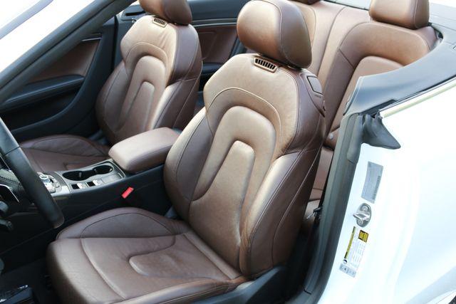 2014 Audi S5 Cabriolet Premium Plus Mooresville, North Carolina 11