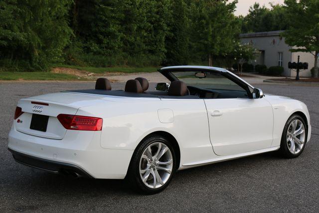 2014 Audi S5 Cabriolet Premium Plus Mooresville, North Carolina 5