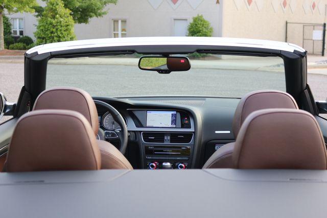 2014 Audi S5 Cabriolet Premium Plus Mooresville, North Carolina 7